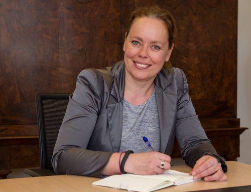 Felicitaties van Astrid Heijstee (Wethouder sport gemeente Weesp)