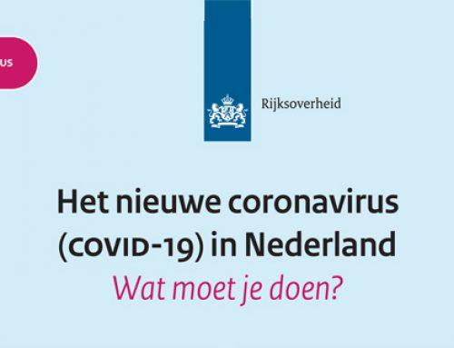 Nieuwe maatregelen tegen verspreiding coronavirus in Nederland
